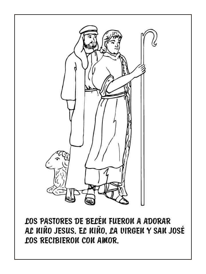 Para Nios  Pintar  Dibujos Bblicos