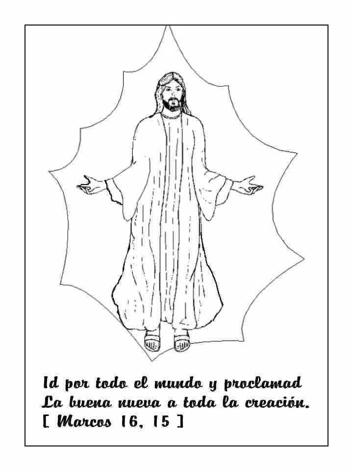 Para Niños :: Pintar - Dibujos Bíblicos